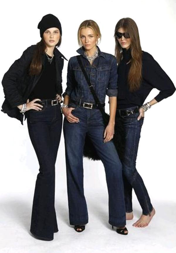 ralphdenim5 Ralph Lauren Designs New Luxury Denim Line