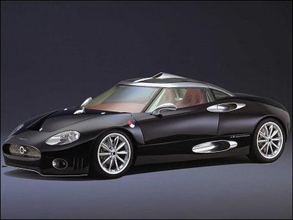 Spyker 4-Door Sedan?