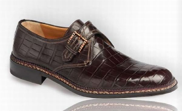 A. Testoni Moro monk strap model 2010 Elite Round Up: 70 World's Most Expensive Offerings from Luxury Brands