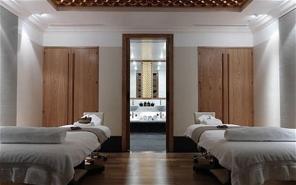 Aman Spa The Connaught Hotel The Connaught Hotel has the Splendid Aman Spa Post Renovation