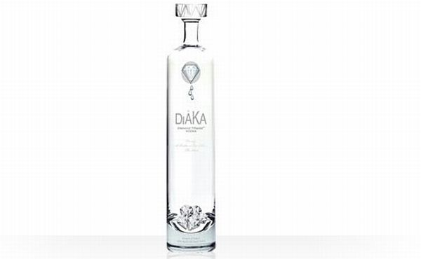 DIAKA Vodka 2010 Elite Round Up: 70 World's Most Expensive Offerings from Luxury Brands