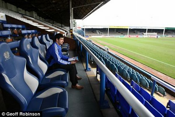 Directors Box Peterborough United Prices Season Tickets in Director's Box at £15,000