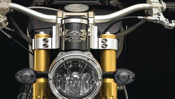 Ecosse's New Bike