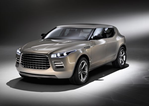 The tie up between aston martin and mercedes benz to for Mercedes benz suv 2009 price