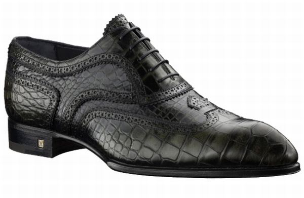 Louis Vuitton Manhattan Richelieu Wingtip 2010 Elite Round Up: 70 World's Most Expensive Offerings from Luxury Brands