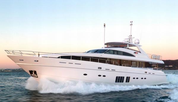 Princess M Class Yacht