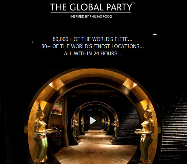 THE GLOBAL PARTY 2010 Elite Round Up: 70 World's Most Expensive Offerings from Luxury Brands