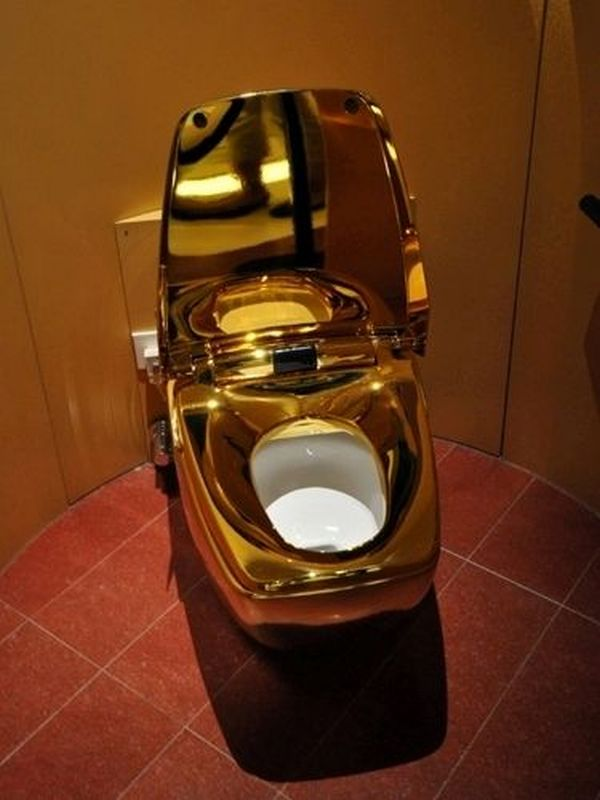 Worlds Most Expensive toilet 2010 Elite Round Up: 70 World's Most Expensive Offerings from Luxury Brands