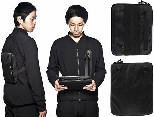 circdiscover iPad 2 case