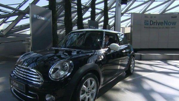 drivenow by BMW