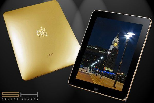 gold and diamond ipad 2010 Elite Round Up: 70 World's Most Expensive Offerings from Luxury Brands