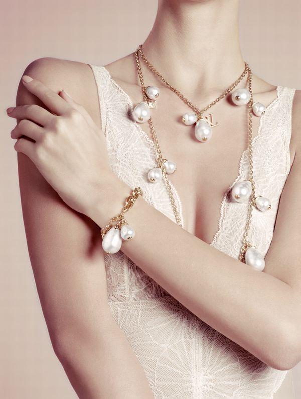 louis vuitton jewelery