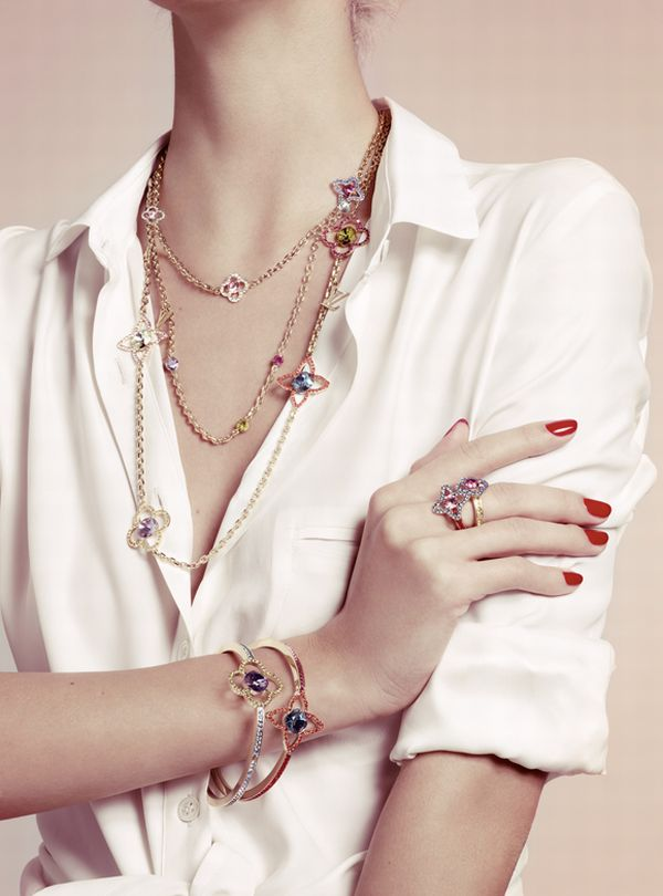 louis vuitton jewelry