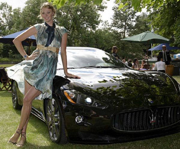 maserati at salon-prive