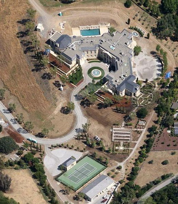 siliconvalley milnerhome Russian Billionaire Buys Silicon Valley Home For A Record $70 Million