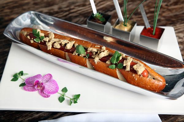 worlds most expensive hot dog 2010 Elite Round Up: 70 World's Most Expensive Offerings from Luxury Brands