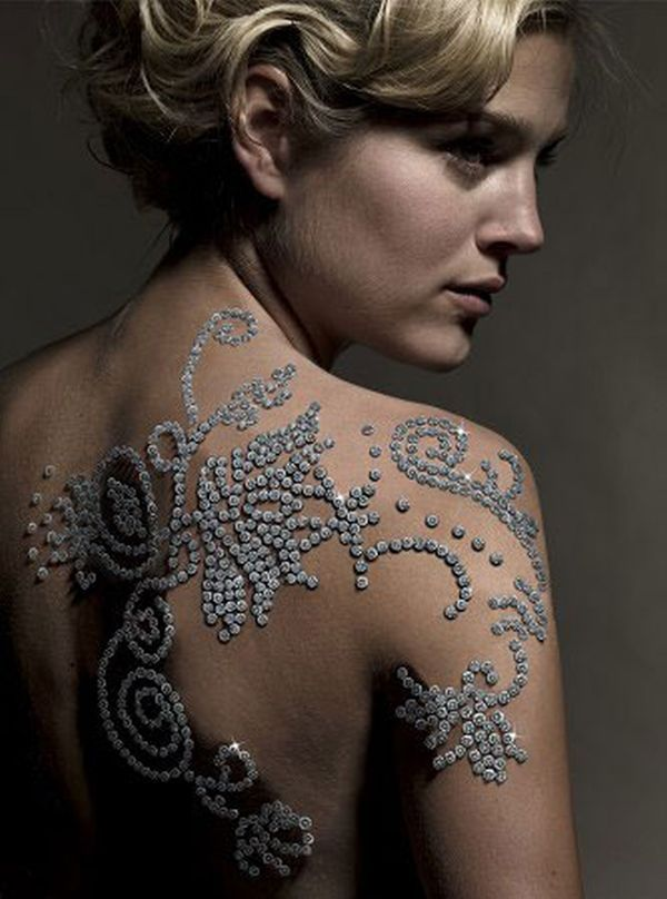 worlds most expensive tattoo 2010 Elite Round Up: 70 World's Most Expensive Offerings from Luxury Brands