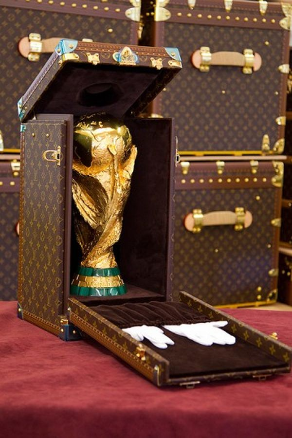 The world's Most Expensive Trophy