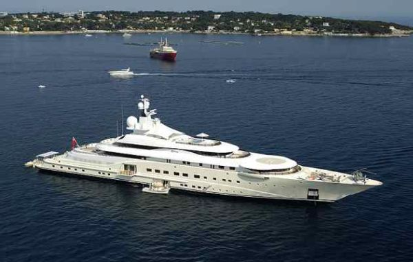 worlds most expensive yacht 2010 Elite Round Up: 70 World's Most Expensive Offerings from Luxury Brands
