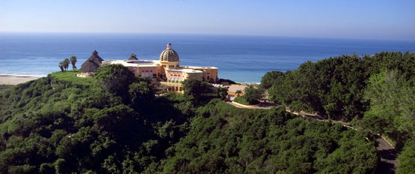 Cuixmala luxury mexico1