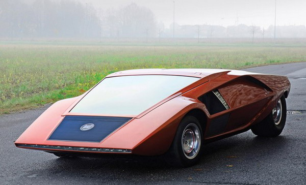 bertone car Concept Cars From Bertone Museum Up For Auction At Villa DEste