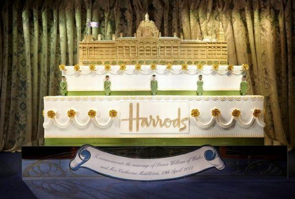 harrods cake