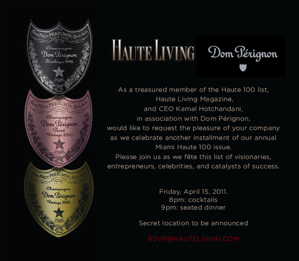 haute living Miamis Most Influential People To Attend Haute Livings Haute 100 Bash