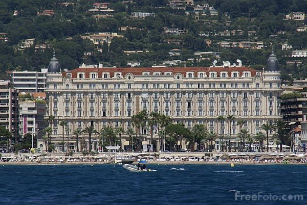The InterContinental Carlton Hotel Cannes