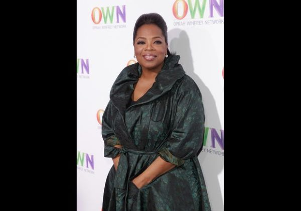 OWN: Oprah Winfrey Network Launch Cocktail 2011 TCA Reception