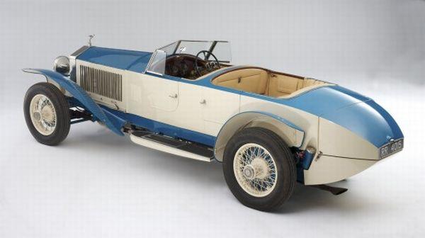 Rolls Royce 10EX