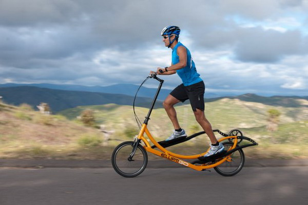 elliptigo3c Combining The Benefits Of Running And Cycling, The ElliptiGO 3C