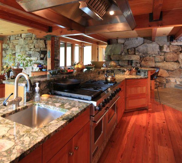 pickard home kitchen