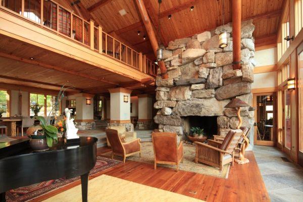 pickard home living room