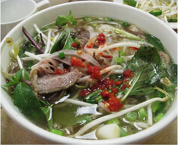 vietnamese soup pho auction World's Most Expensive Vietnamese Soup Pho To be Auctioned for Charity