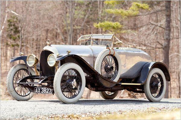 1921 3-liter Bentley