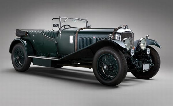 1929 Bentley Speed Six Le Mans Style Tourer The Best Ten Luxury Vintage Cars Up For Sale At The Salon Privé & Concours d'Elegance Hosted By RM Auctions