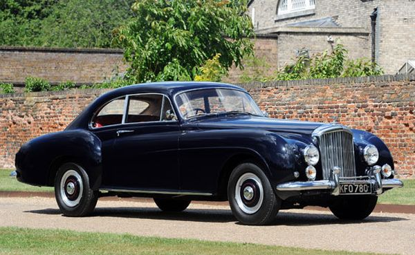 1955 Bentley's R-Type Continental Fastback