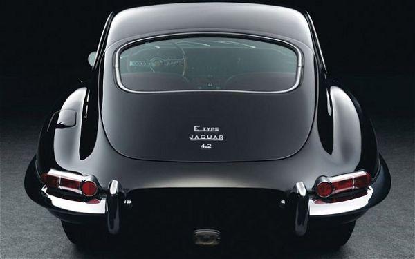 1966 Jaguar E-type Fixed Head Coupe