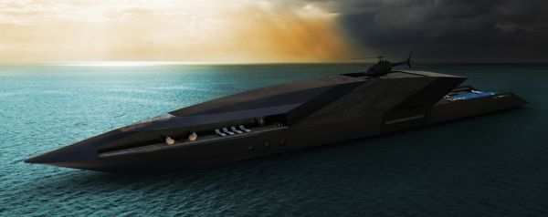 Best Ten Luxury Yacht Concepts With Potential To Meet Reality