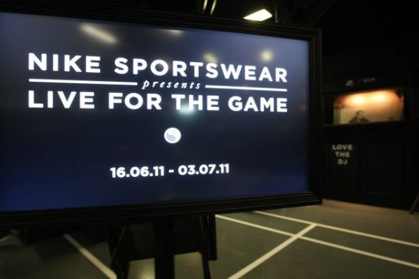 Nike Sportswear presentation