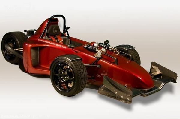 Scorpion motorsports P6 trike