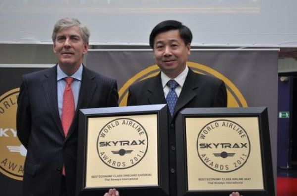 Skytrax list of Best Airlines