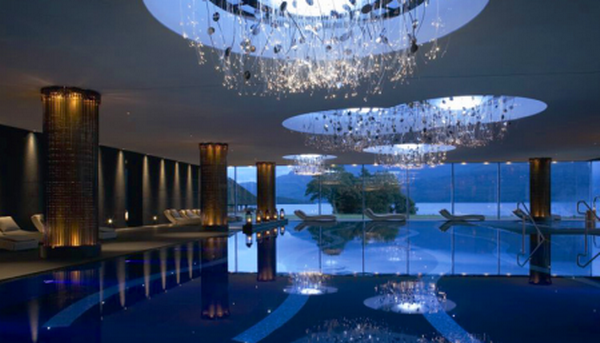 Top 10 luxury hotel designers the names behind the luxury for Luxury hotels of the world
