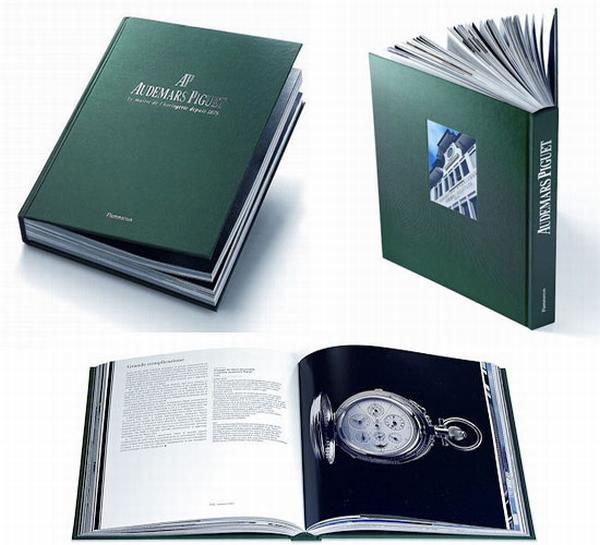 2 audermars watch book