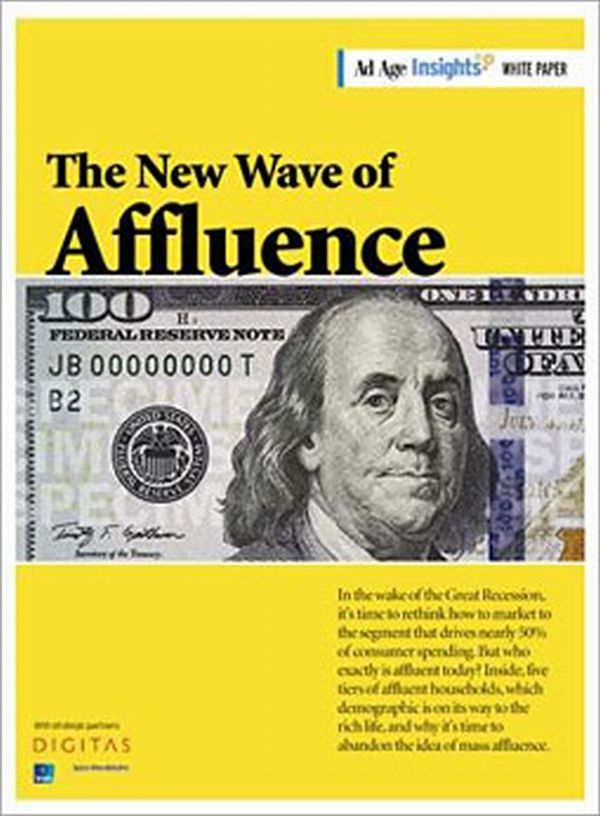 Affluence Study by Digitas