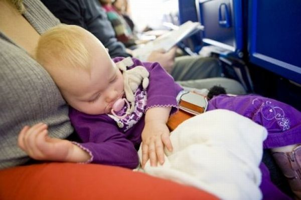 Airline-baby-ban
