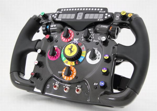Ferrari Model Steering
