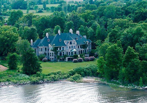 Hudson estate