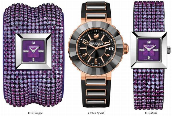 Swarovski's-2011-watch-collection