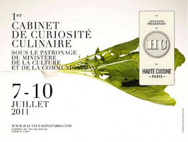 haute cuisine paris Culinary And Couture Combine At The First Haute Cuisine Paris